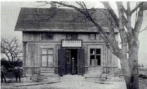 Lanthandel i Hälsingland. B-M Sjöquists foto.