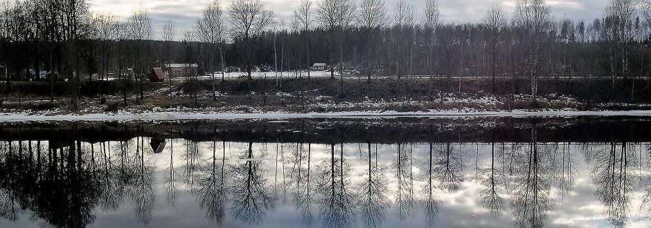 Dalälven vid Dala Husby. Foto: Rolf Olsson