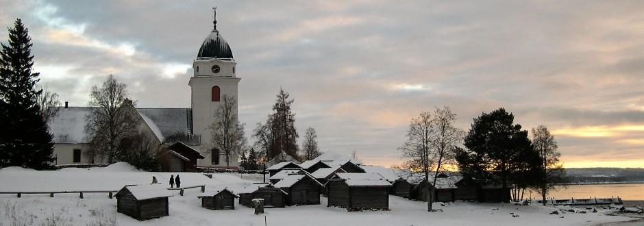 Rättviks kyrka  Foto: Rolf Olsson