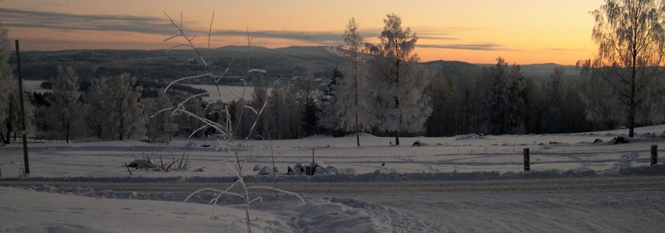 Siljansnäs, Björkberget  Foto: Rolf Olsson