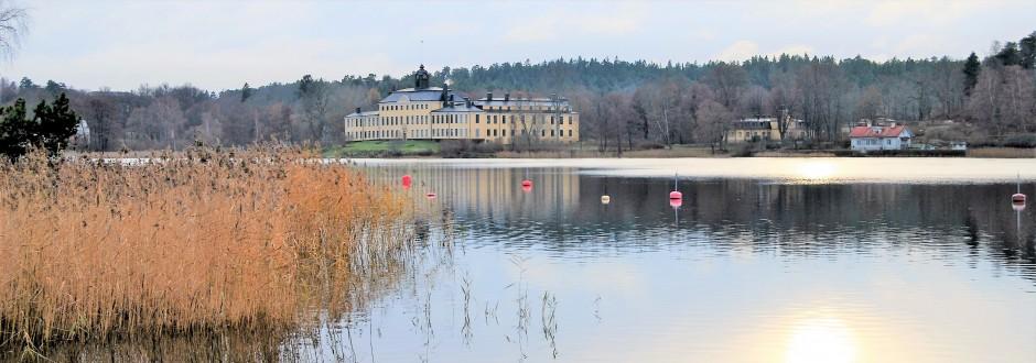 Ulriksdals slott. Foto: Rolf Olsson